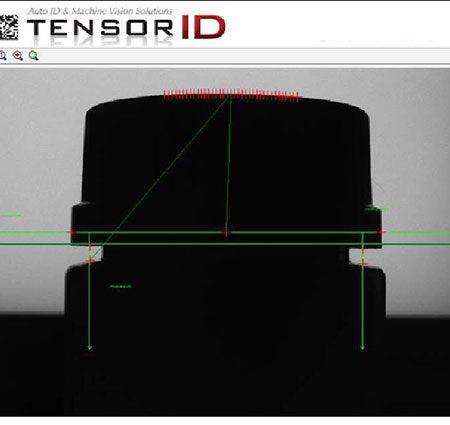 Tensor ID Bottle Cap Inspection