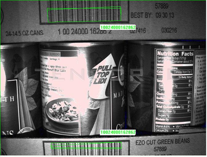 Variety Code OCV Inspection