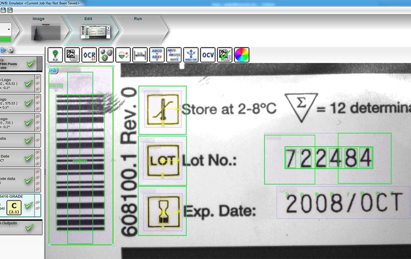 Date & Lot Code Inspection